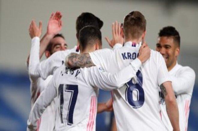 ترتيب الدوري الإسباني بعد فوز ريال مدريد على سلتا فيغو