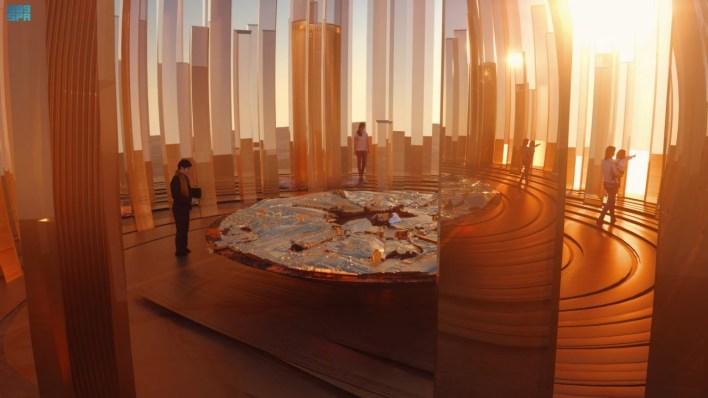 محمد بن سلمان يطلق الرؤية التصميمية لمخطط رحلة عبر الزمن في العلا - المواطن