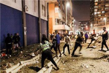 ارتفاع حصيلة ضحايا أعمال العنف جنوب إفريقيا لـ 117 قتيلًا