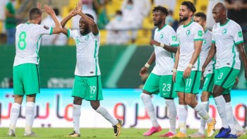 المنتخب السعودي الأول