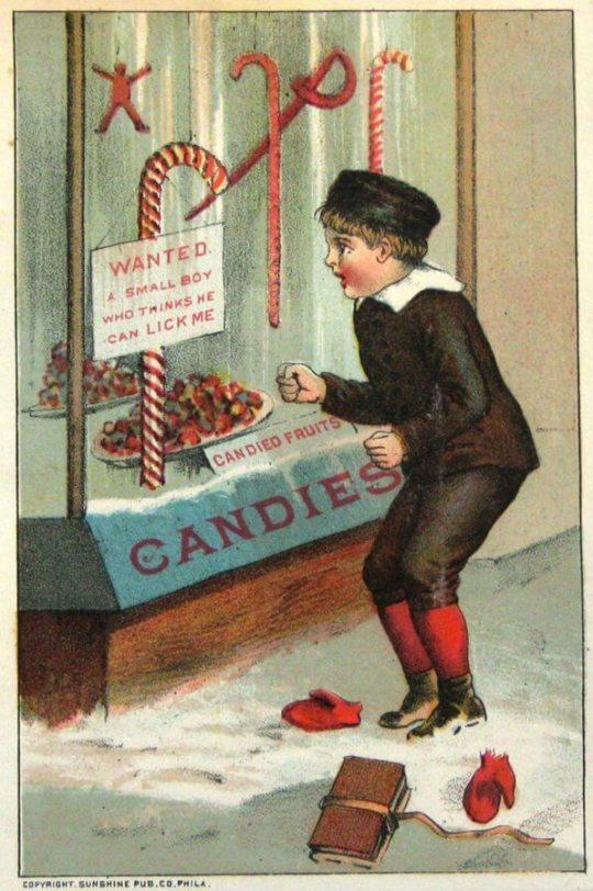William B. Steenberge postcard