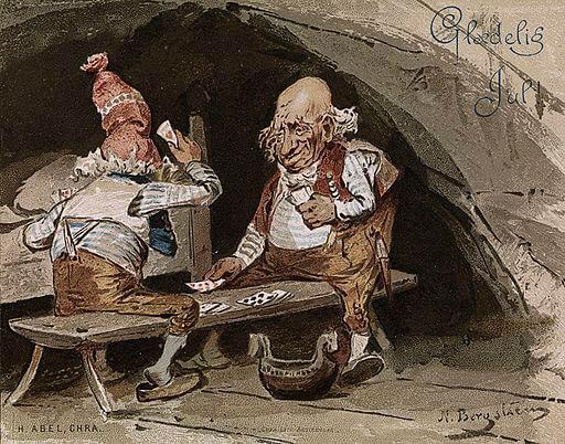 Norwegian Glaedelig Jul (1887)