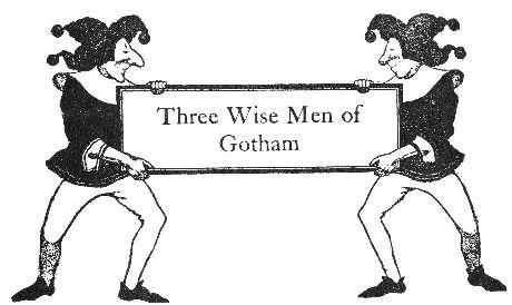 Three Wise Men of Gotham intro