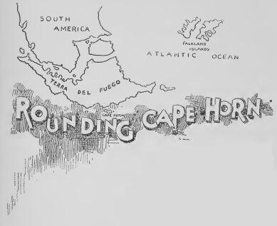 Rounding Cape Horn