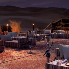 Living Room Restaurant Abu Dhabi Ideas With Grey Couch Outdoor Restaurants In Al Falaj At Qasr Sarab