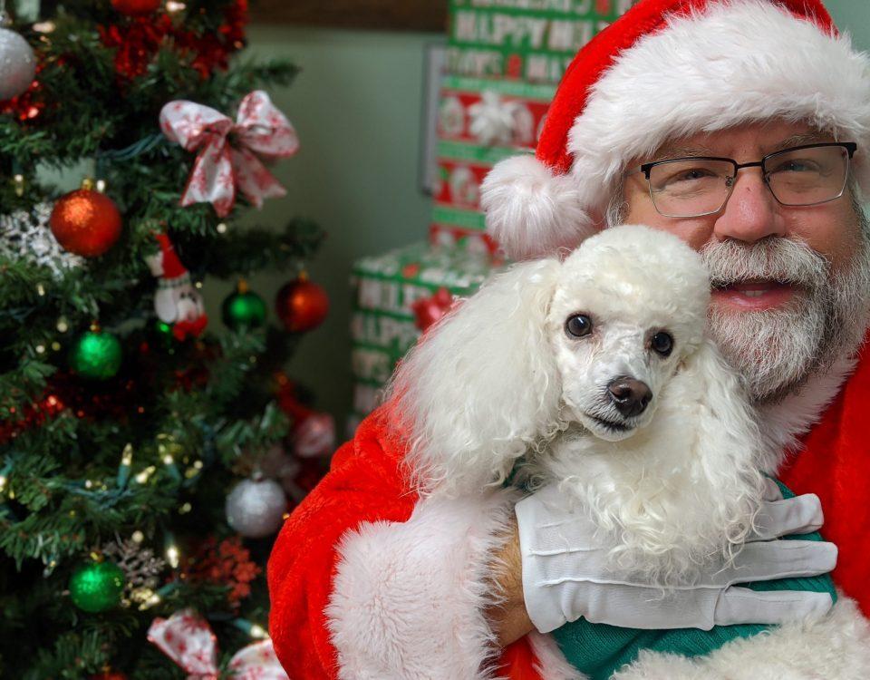 Santa Paws in Danville 2019