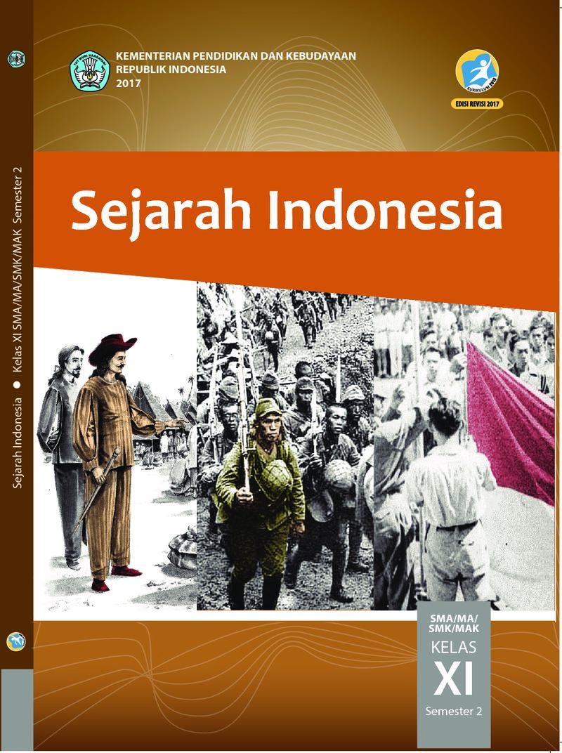 Buku Sejarah Kelas 11 : sejarah, kelas, Download, Sejarah, Indonesia, Kelas, Semester, Seputar