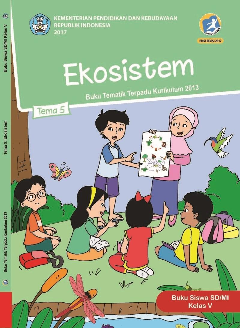Download Buku Guru Kelas 5 : download, kelas, Kelas, Ekosistem, Siswa, Sekolah, Elektronik