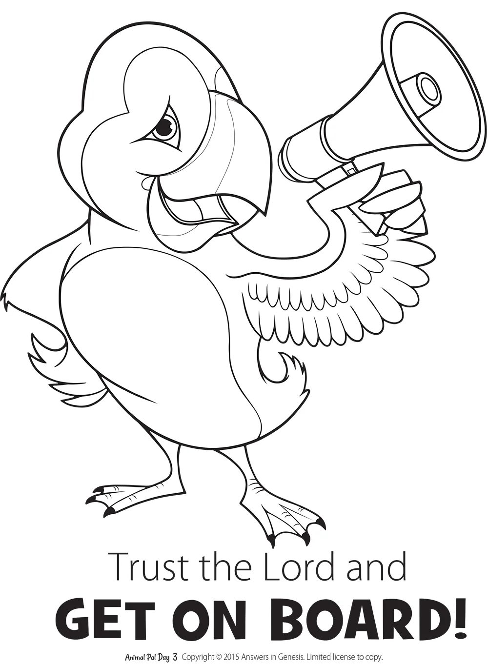 Trust In The Lord Coloring Pages Coloring Pages