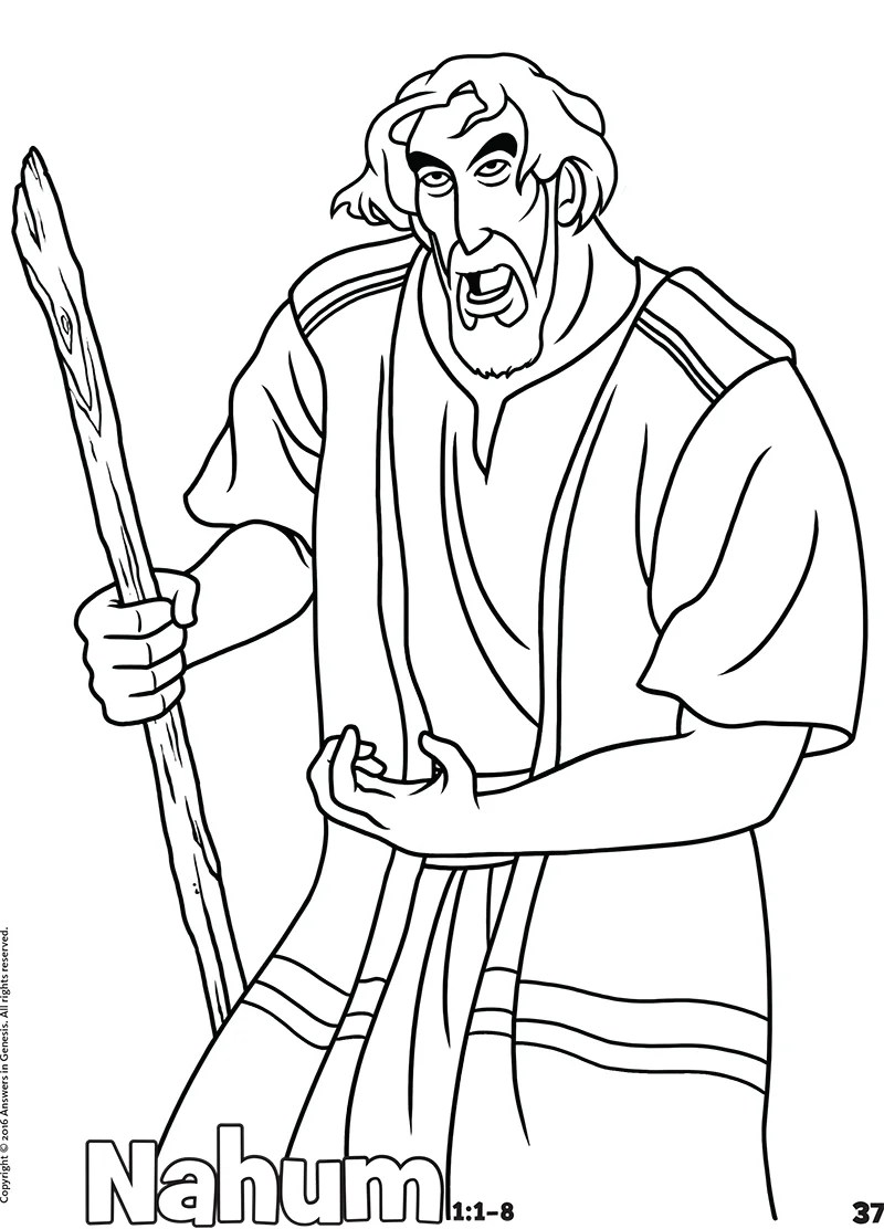 Coloring Pages Haggai Coloring Pages