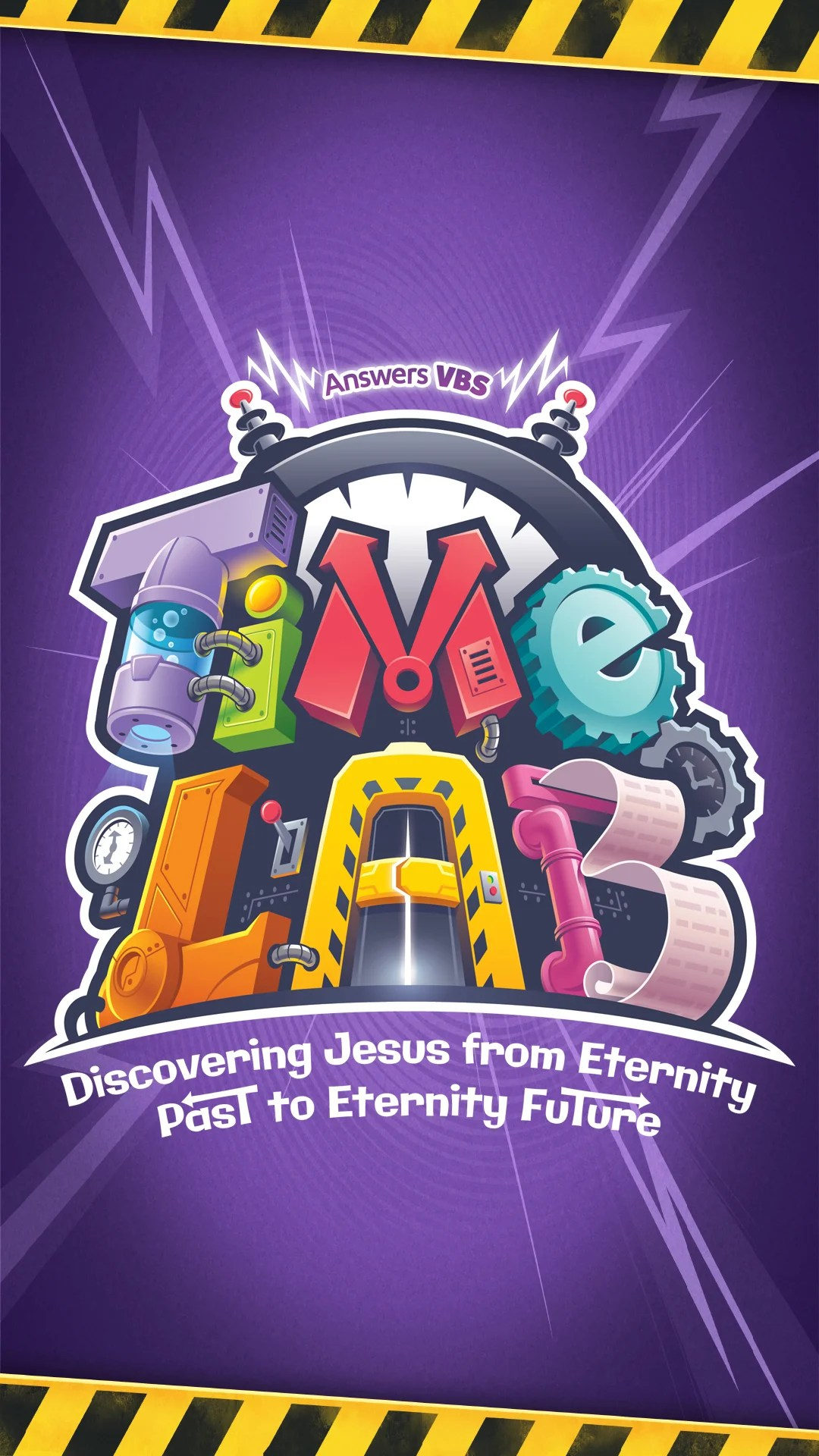 Time Lab Resources Answers VBS 2018