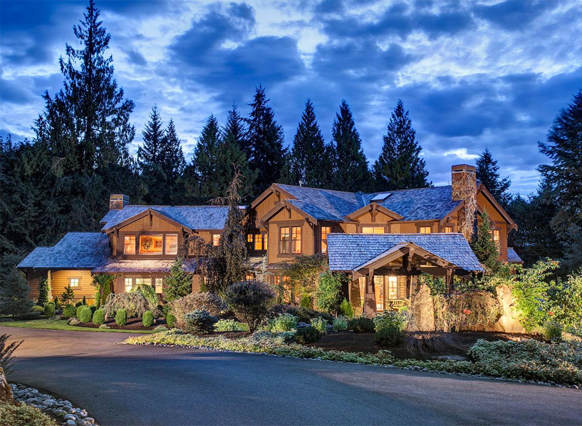 Luxury Craftsman Dream Home Plan 2308jd Architectural