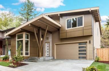 plan plans modern contemporary den print floor architectural designs architecturaldesigns northwest