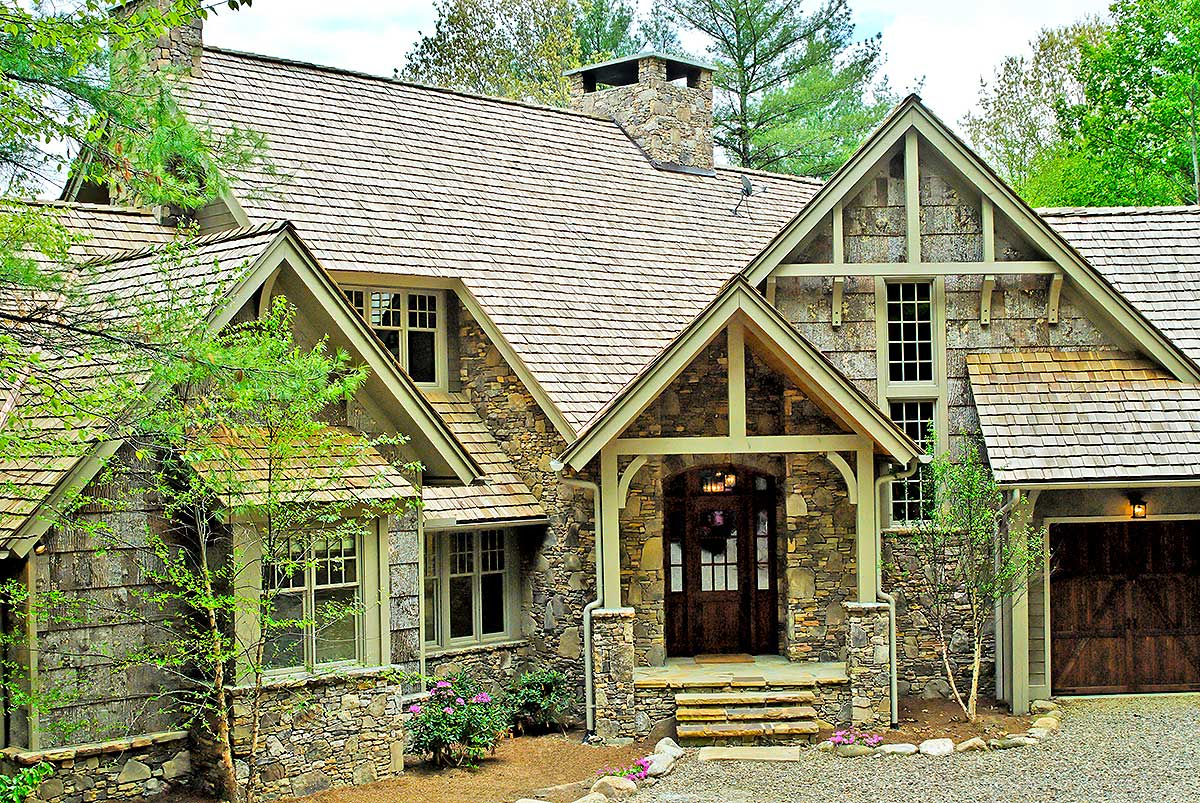 Refined Rustic Showstopper - 26602gg Architectural