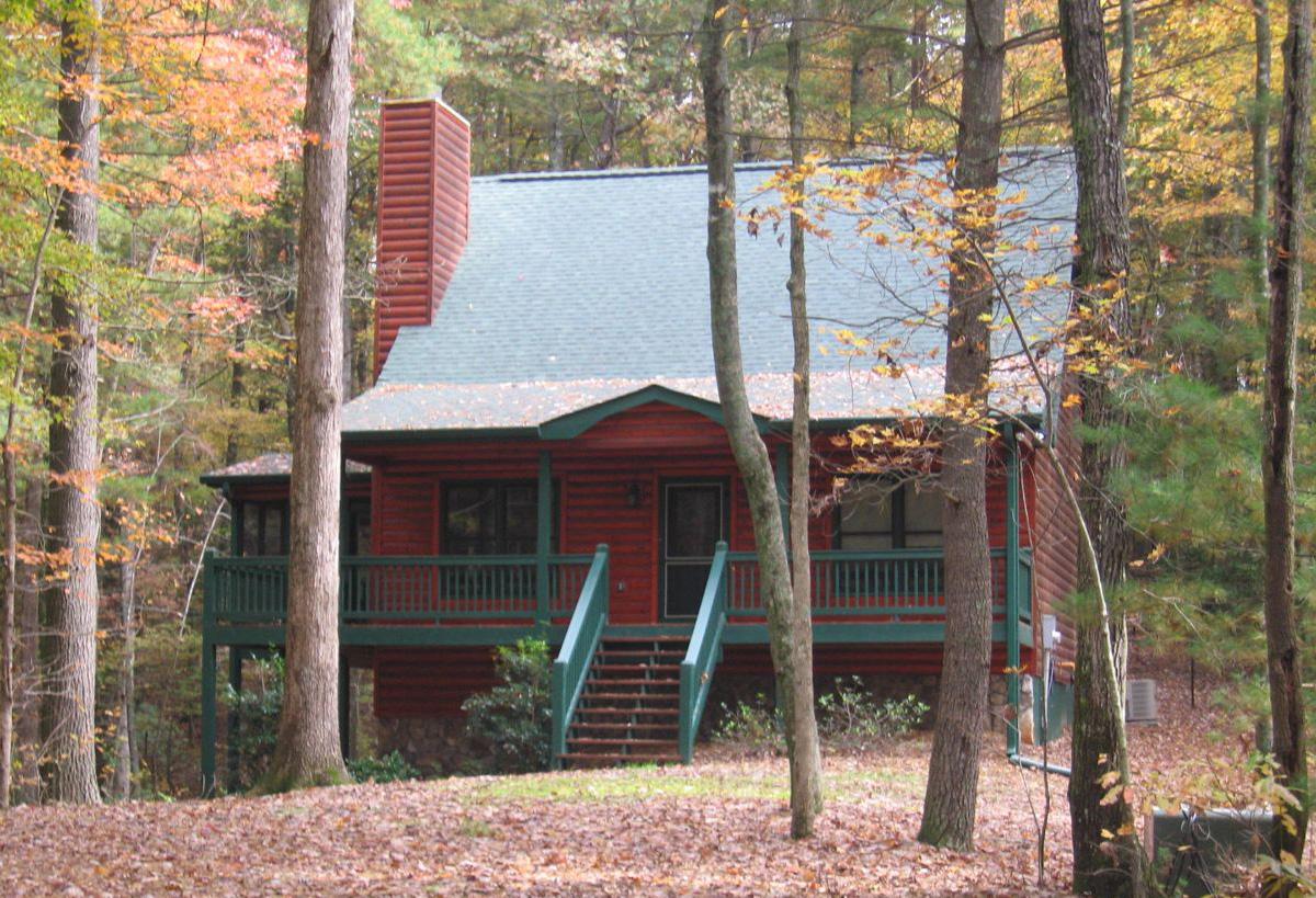 Mountain Cabin - 29815rl Architectural Design House Plans