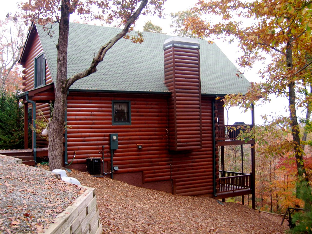 Mountain Retreat 29816rl Architectural Designs House