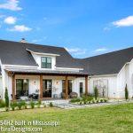 Modern Farmhouse Plan With Bonus Room 51754hz Architectural Designs House Plans