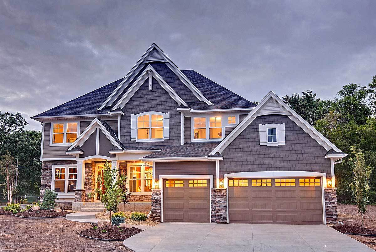 5 Bedroom House Plans  Architectural Designs