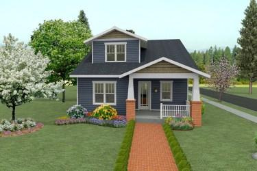 casas craftsman fachadas plan campo plans casa planos pisos dos americanas un madera metros houseplans dormitorios plano estilo cuadrados bedroom