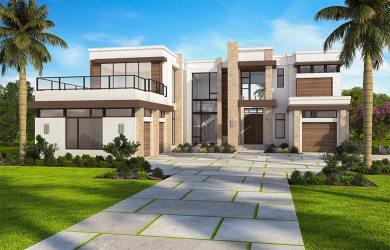 plan plans modern contemporary designs garage story floor luxury florida bedroom elevation marvelous architectural mansion front architecture mediterranean exterior south