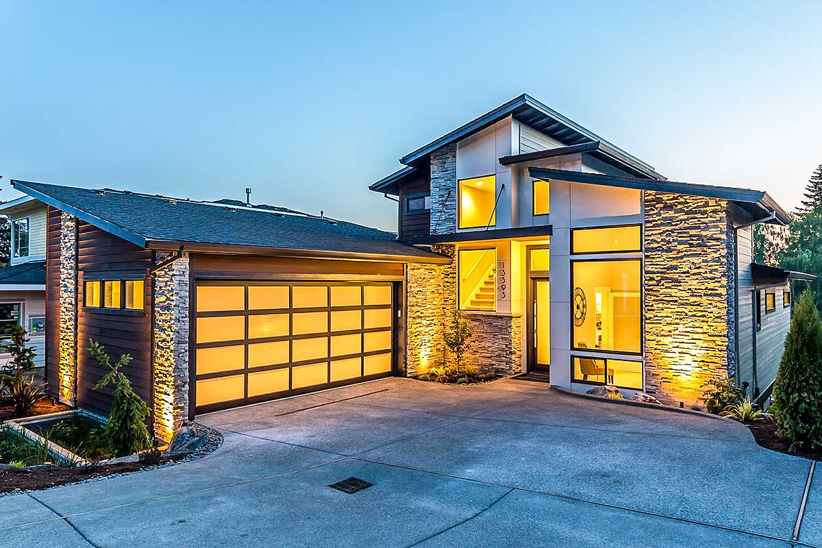 Dramatic Modern House Plan - 85191ms Architectural