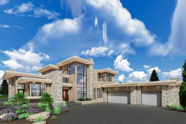 modern luxury mansion plan floor plans upstairs unanswered revealed issues designs homes architecturaldesigns architectural retreat master architecture apikhome