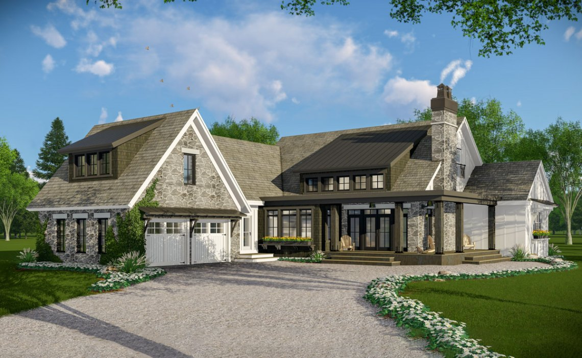 Modern Farmhouse Perfection with Rustic Charm - 14664RK ...
