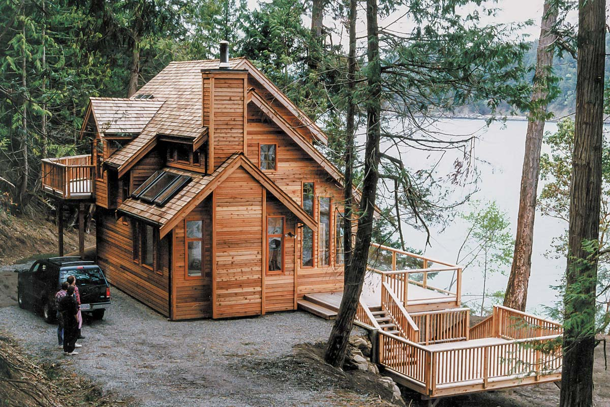 Sunny 2 Bed Mountain Retreat With Master Sundeck 9840sw