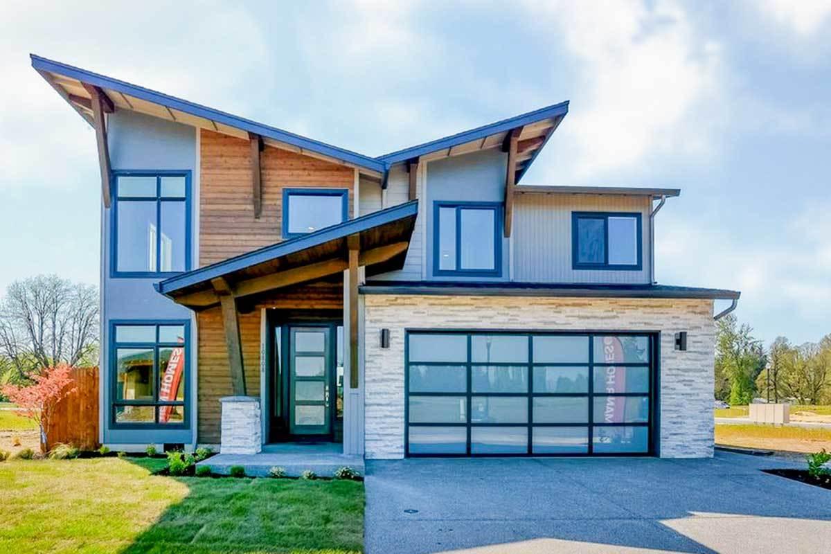 Modern House Plans - Architectural Design