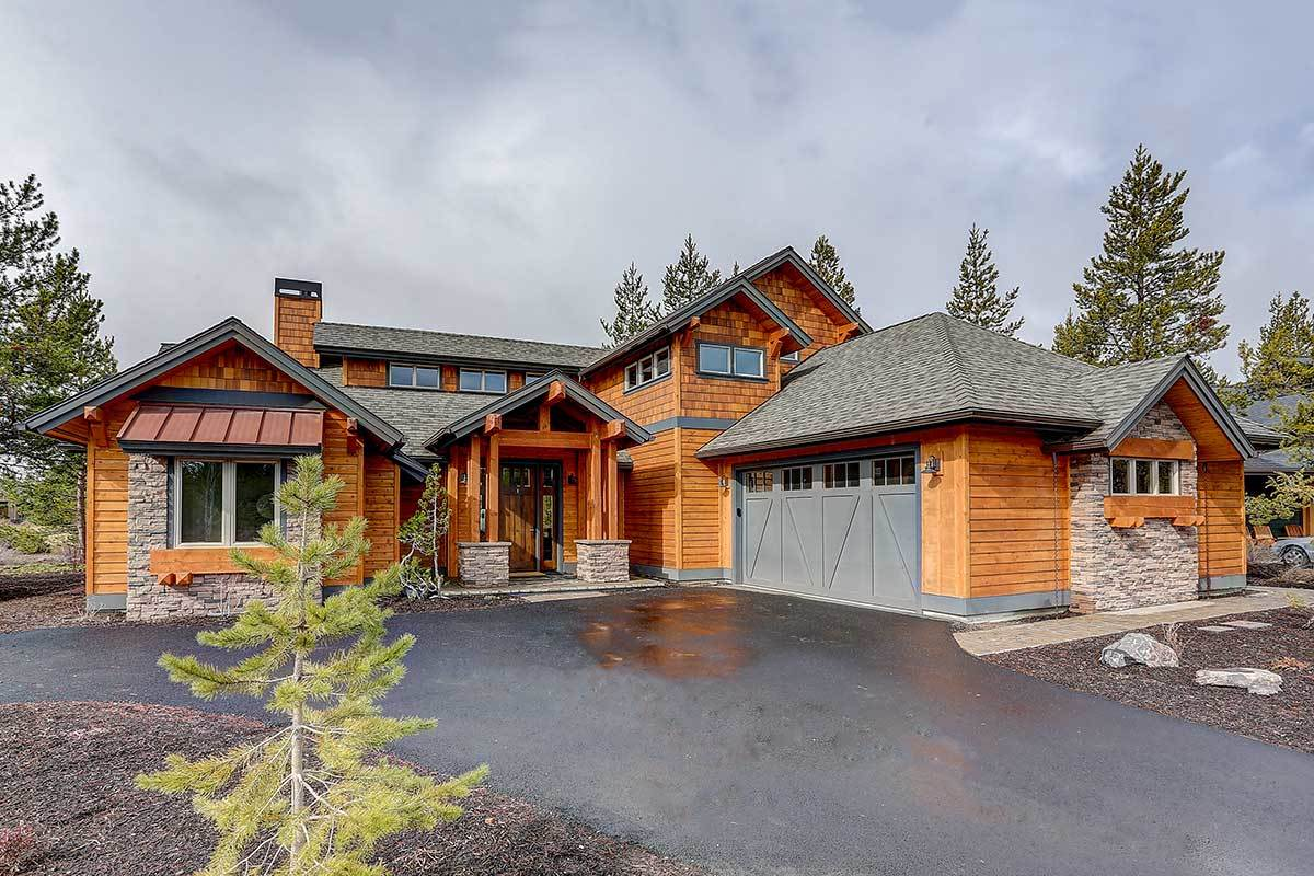 Mountain House Plans  Architectural Designs