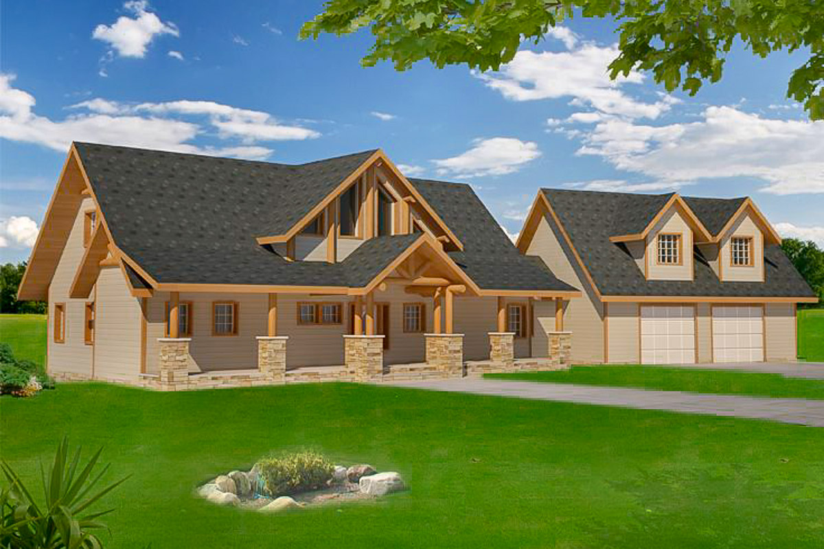 Great Rear View Lot - 35440gh Architectural