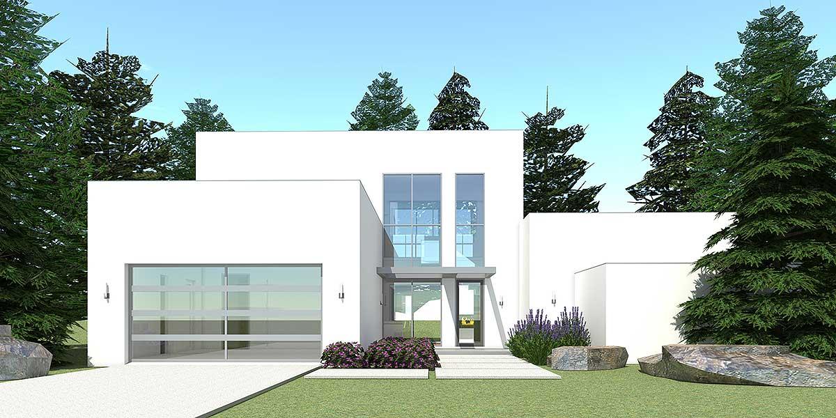 Rooftop Observation Deck 44090td Architectural Designs