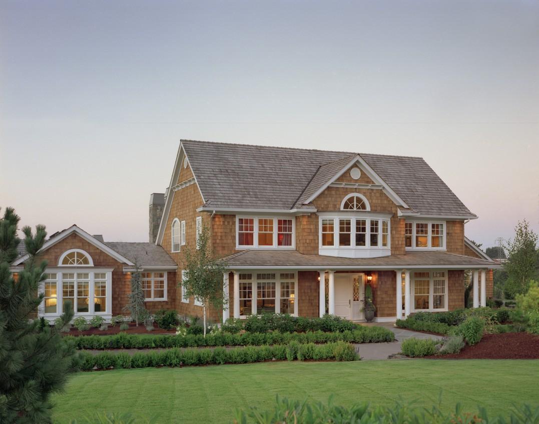 Rambling And Rustic Shingle Style House Plan - 69079am