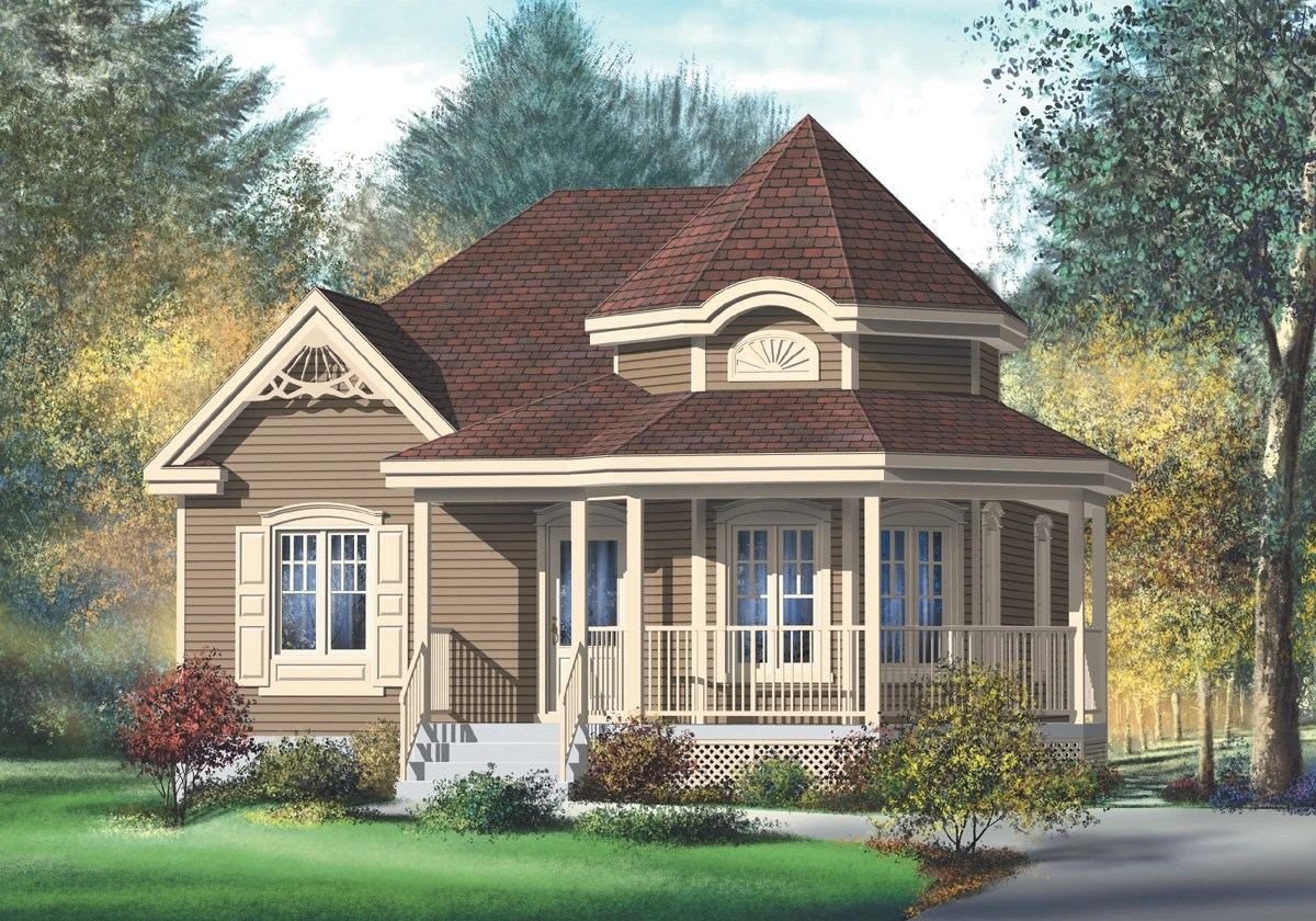 Country Style House Plan 80377pm Architectural Designs