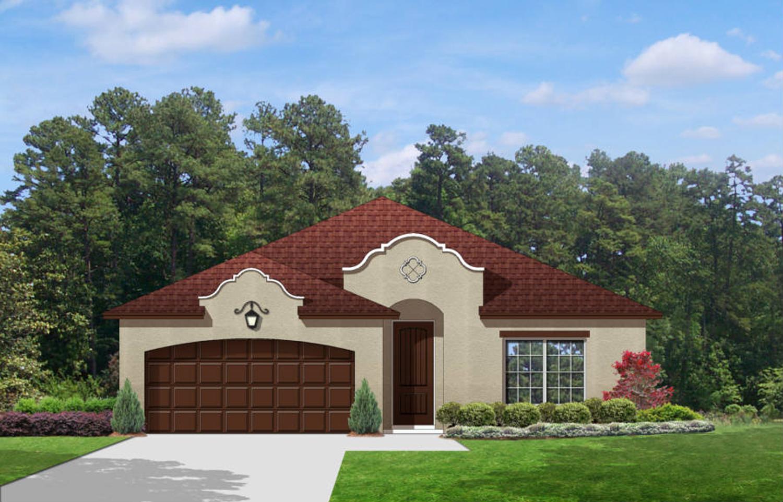 Amazing Open Floor Plan - 82089ka Architectural Design