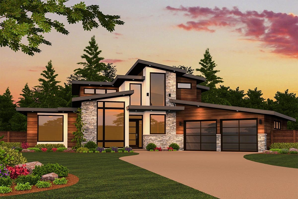 Modern Masterpiece With 5 Beds - 85130ms