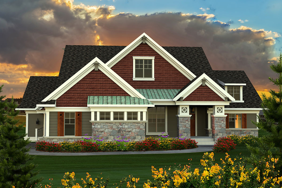 New Front Porch Designs