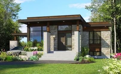 plan plans modern compact designs architectural