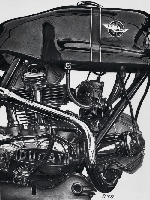 small resolution of old ducati