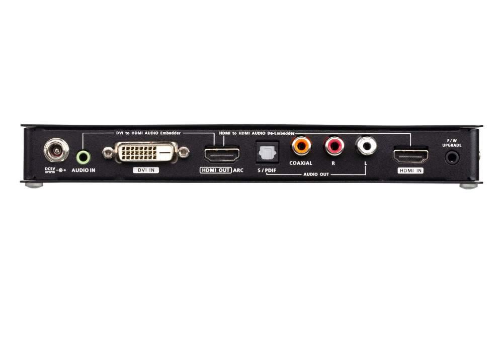 medium resolution of 4k hdmi dvi to hdmi converter with audio de embedder 2