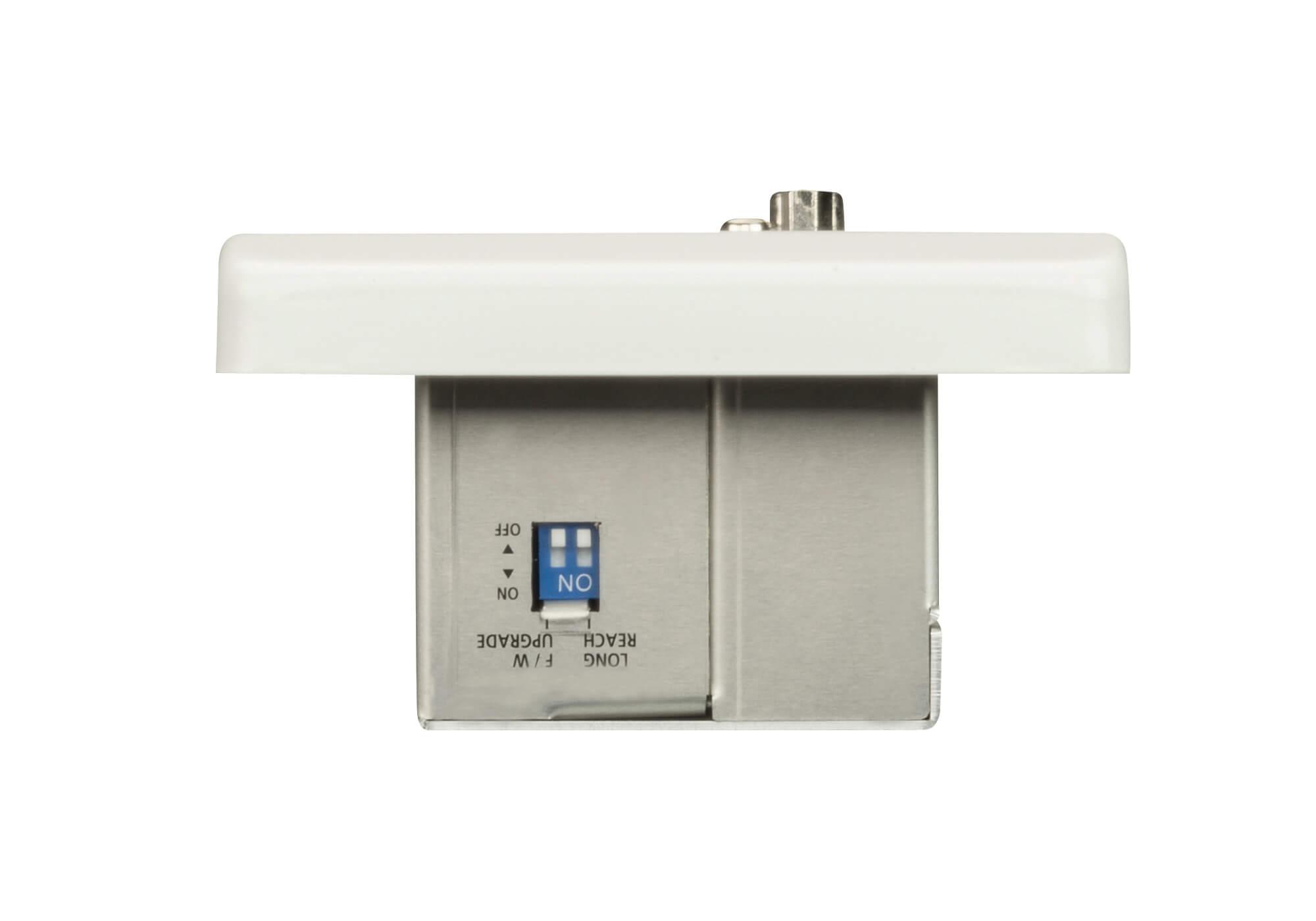 hight resolution of hdmi vga hdbaset transmitter with eu wall plate 4k 100m 2