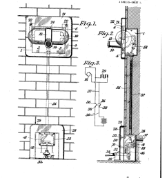 the 1922 airdry patent for a simple and efiicient apparatus for delivering a blast ofheated air for drying the face hands or hair of a person  [ 800 x 1145 Pixel ]