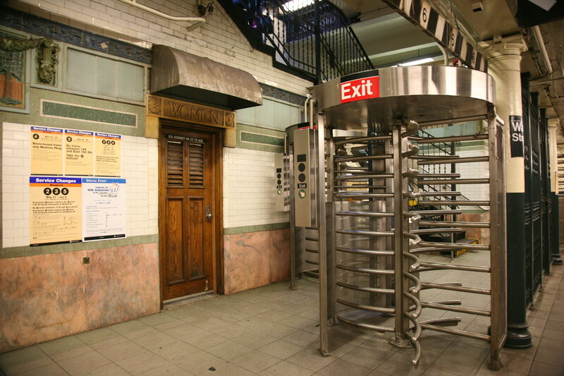 Why New York City Has A Public Bathroom Problem Atlas Obscura