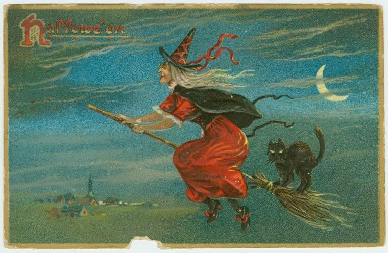 The ointment for witches' brooms was believed to include close botanical relatives of the tomato.
