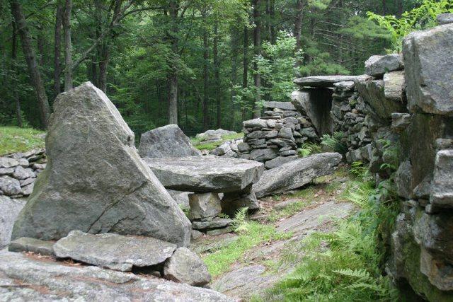 America's Stonehenge.