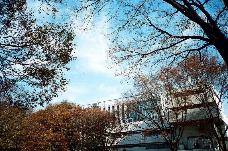 Waseda University, where Ralph Rose is a professor.