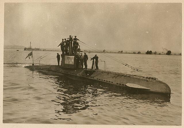 Submarine Moonshine Still