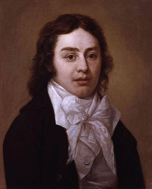Coleridge as a young man.