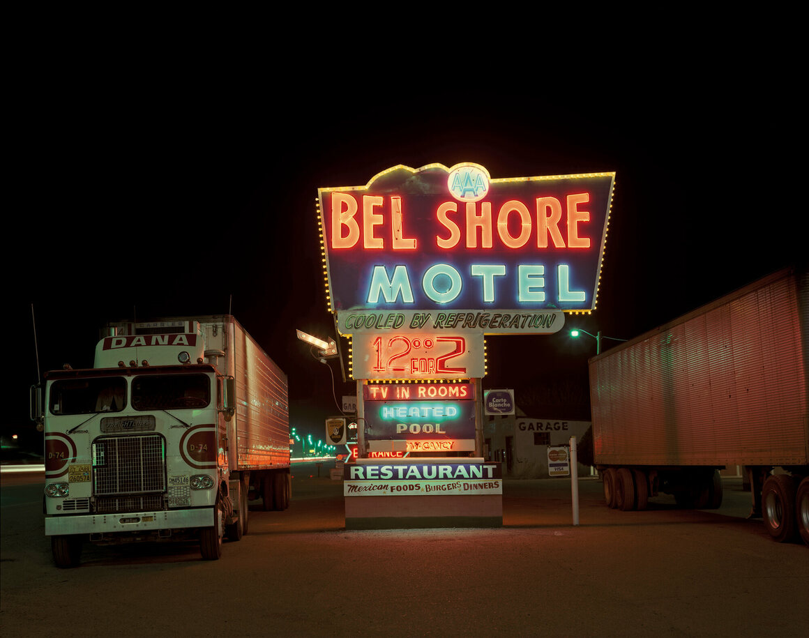 The Vanishing World Of Neon Motel Signs Atlas Obscura