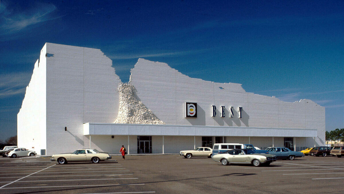 Abandoned Malls Sale